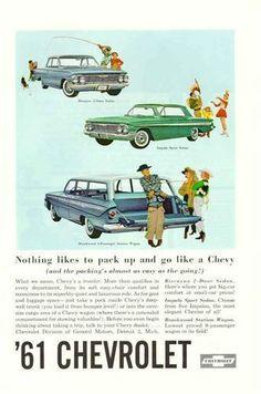 1963 advertisements chevrolet | ... de Información - Publicidad Antigua de Chevrolet desde 1913 a 1963