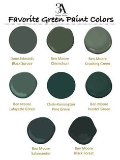 """Benjamin Moore has just released the most sophisticated paint color of the year .Benjamin Moore has just released the most sophisticated paint color of the year Th . - Home: Living color Broughton- """"The Dark Green Kitchen, Green Kitchen Cabinets, Painting Kitchen Cabinets, Kitchen Paint, Kitchen Colors, Kitchen Ideas, Dark Cabinets, Espresso Cabinets, Bathroom Cabinets"""