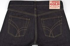 The Strike Gold Jean Collection