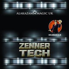 Wanting to learn magic, then look no further than AJ Magic. We have some amazing tricks http://www.ajmagic.co.uk/products/zenner-tech-2-0-w-dvd-by-mark-elsdon?utm_campaign=social_autopilot&utm_source=pin&utm_medium=pin so pop along and check them out here http://www.ajmagic.co.uk/products/zenner-tech-2-0-w-dvd-by-mark-elsdon?utm_campaign=social_autopilot&utm_source=pin&utm_medium=pin