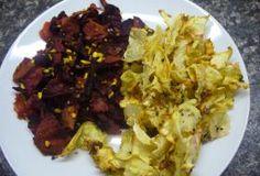 Jak připravit zdravé zeleninové chipsy | recept