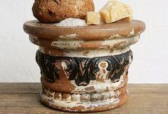 Mango Wood Pedestal | Wooden Display Riser