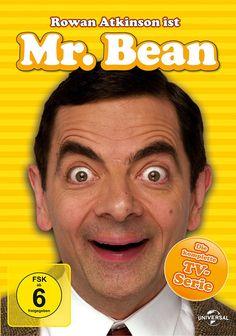 Mr. Bean - Die komplette TV-Serie [3 DVDs] Mr. Bean, Dvd Film, Der Bus, 20th Anniversary, Tv Series, Beans, Digital, Strand, Products