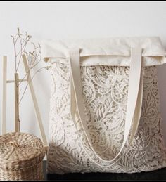 Recycle Your Wedding Dress And Turn It Into A Lovely Tote Plus Other Great Ideas On What To Do With After The