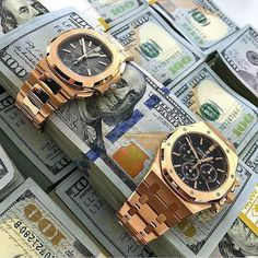 Money and watches hell ya
