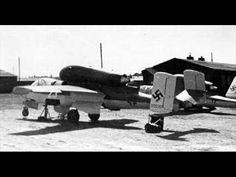 Secret Luftwaffe Planes of WWII