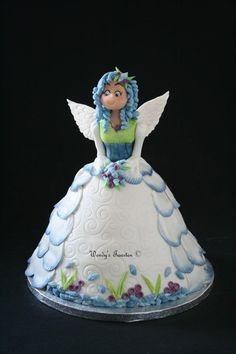 Fairy Cake by Wendy Schlagwein