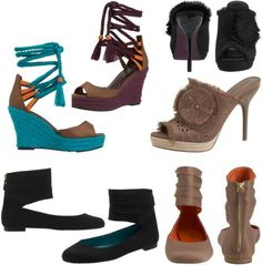 Silvia Tcherassi for Payless shoe line Wedges, My Love, Polyvore, Image, Shoes, Fashion, Spring Summer, Moda, Zapatos