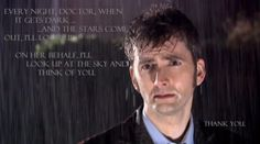 #DoctorWho A Journey's End
