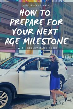 Ahhhh -- new car smell! Is there anything better than an upgrade? Whether its a car, your workout or your diet, theres no better time to make a change for the better than for a big milestone. #KelleyBlueBook #InstantCashOffer #KBBmilestone @KelleyBlueBook #ad