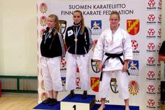 Results International Karate Finnish Open Cup 2013