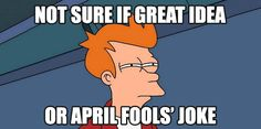 April Fools' jokes offer a great opportunity to connect with your customers. Make sure the joke is outlandish enough that no one will believe it's true! April Fools Pranks, Pull Off, Connect, Opportunity, Digital Marketing, Believe, Jokes, Articles, Humor
