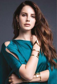 Lana Del Rey for Nylon Español photographed by Esteban Calderón