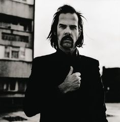 Nick Cave photo by Anton Corbijn