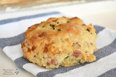 Fantastic Family Favorites: Bacon and Cheddar Buttermilk Biscuits