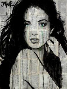 "Saatchi Art Artist LOUI JOVER; Drawing, ""feel"" #art"