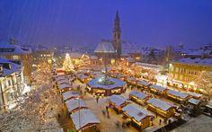 Christkindlmarkt Bozen, Offizielle Webseite des Christkindlmarkts in Bozen, Trentino Südtirol