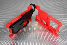 """Build a AR-15 at Home with Ares Armor 80% """"Do-it-Yourself"""" AR-15 Lower Receiver Kit. Includes """"80% Lower Receiver"""", Drilling Jig Plates, plus Drill & Milling Bits ....... http://aresarmor.com/store/Item/Polymer-80-Black?utm_source=Weds+May+28+-+Polymer80&utm_campaign=NEWPolymer80Kit&utm_medium=email"""