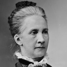 Belva Lockwood (1830-1917)- lawyer, activist who fought for women & minority equal rights. First woman to argue a case before the US Supreme Court & argued sucessfully for bill to give federal female employees same pay as men. Helped Cherokee people win $5 milliom reimbursement from gov't.  Ran for US Pres. twice