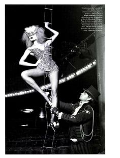 69 Circus Photo Shoots - From Sultry Circus Vixens to Sensuous Circus Shoots (TOPLIST)
