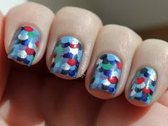 The Sparkle Queen: Top 50 Summer Nail Art Ideas!