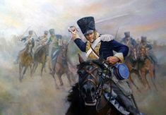 """""""Ride Like the Devil - The Charge of the 13th Light Dragoons at the Battle of Vittoria"""""""