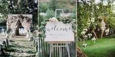 25 Brilliant Garden Wedding Decoration Ideas for 2018 Trends - EmmaLovesWeddings