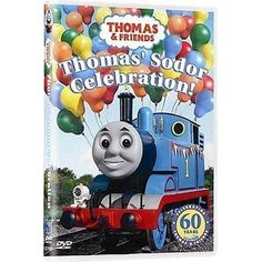 Looking at Thomas and Friends - Thomas  Sodor Celebration DVD on SHOP.CA