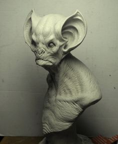Bat creature 2 by BOULARIS on DeviantArt
