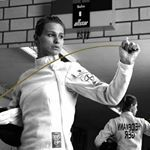 """592 Likes, 4 Comments - int_fencing_federation (@fencing_fie) on Instagram: """"@britta_heidemann ready for the #FencingGrandPrix #epee in Doha 💪・・・ Auf geht´s in die nächste…"""""""