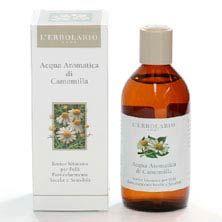Tonico facial Agua Aromatica de Manzanilla para pieles secas/sensibles