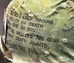Special Operations — ineversurrender: Vietnam era helmet.