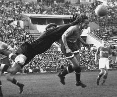 Lev Yashin, Russia (Dinamo Moscow, Soviet Union)