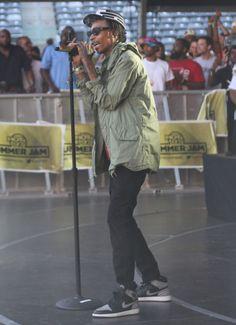 Wiz Khalifa in the Air Jordan 1 #wizkhalifa #jordan
