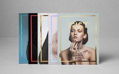 Les 5 premières couvertures du magazine de mode Gits.