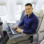 Air Astana Boing 767 Filosunda Uçak İçi Wi-fi Bağlantısı Sunuyor