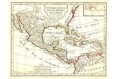 Spanish America, 1795 on OneKingsLane.com