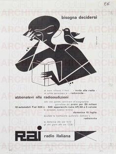 Rai Radio Italiana ~ Erberto Carboni