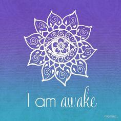 I AM Awake by CarlyMarie