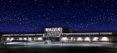 Malvik Senter at Christmas