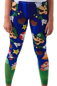 Mario Leggings.