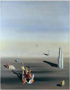 Yves Tanguy - 1939 - Le Grand Nacré