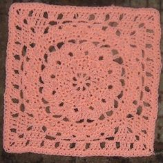 The 2014 Moogly Afghan Crochet-a-Long: Block #5! - moogly