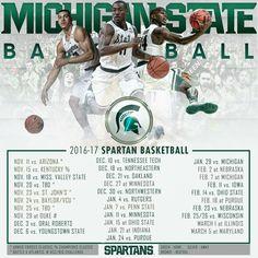 2016-17 Basketball Schedule. ..