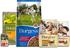 Burgess Australia Pet Food