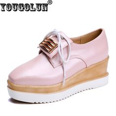 YOUGOLUN Elegant Loafers Women Casual Lace up Square toe Shoes Woman Fashion Knot Shoe Lady White Pink Blue Spring Platform Shoe #electronicsprojects #electronicsdiy #electronicsgadgets #electronicsdisplay #electronicscircuit #electronicsengineering #electronicsdesign #electronicsorganization #electronicsworkbench #electronicsfor men #electronicshacks #electronicaelectronics #electronicsworkshop #appleelectronics #coolelectronics