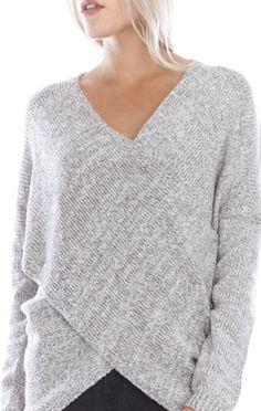 Hamptons Knit Sweater - Multiple Colors