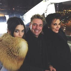 @kendalljenner - ''chilly night on the Ferris wheel''