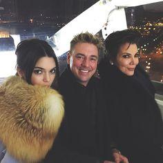 @kendalljenner - ''chilly night on the Ferris wheel''