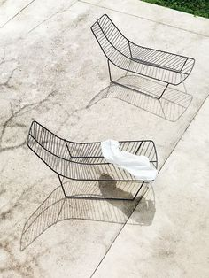 arper | leaf chaise lounge